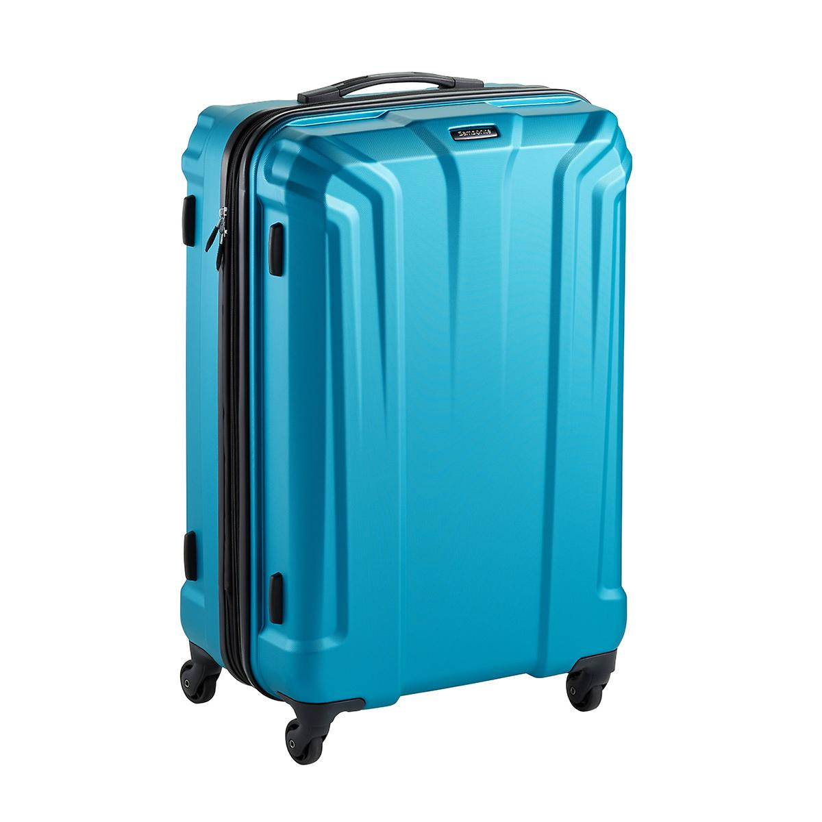 "Samsonite 25"" Electric Blue Opto PC 4-Wheeled Luggage"