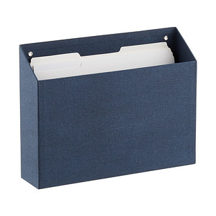 Bigso Navy Marten Hanging Wall File