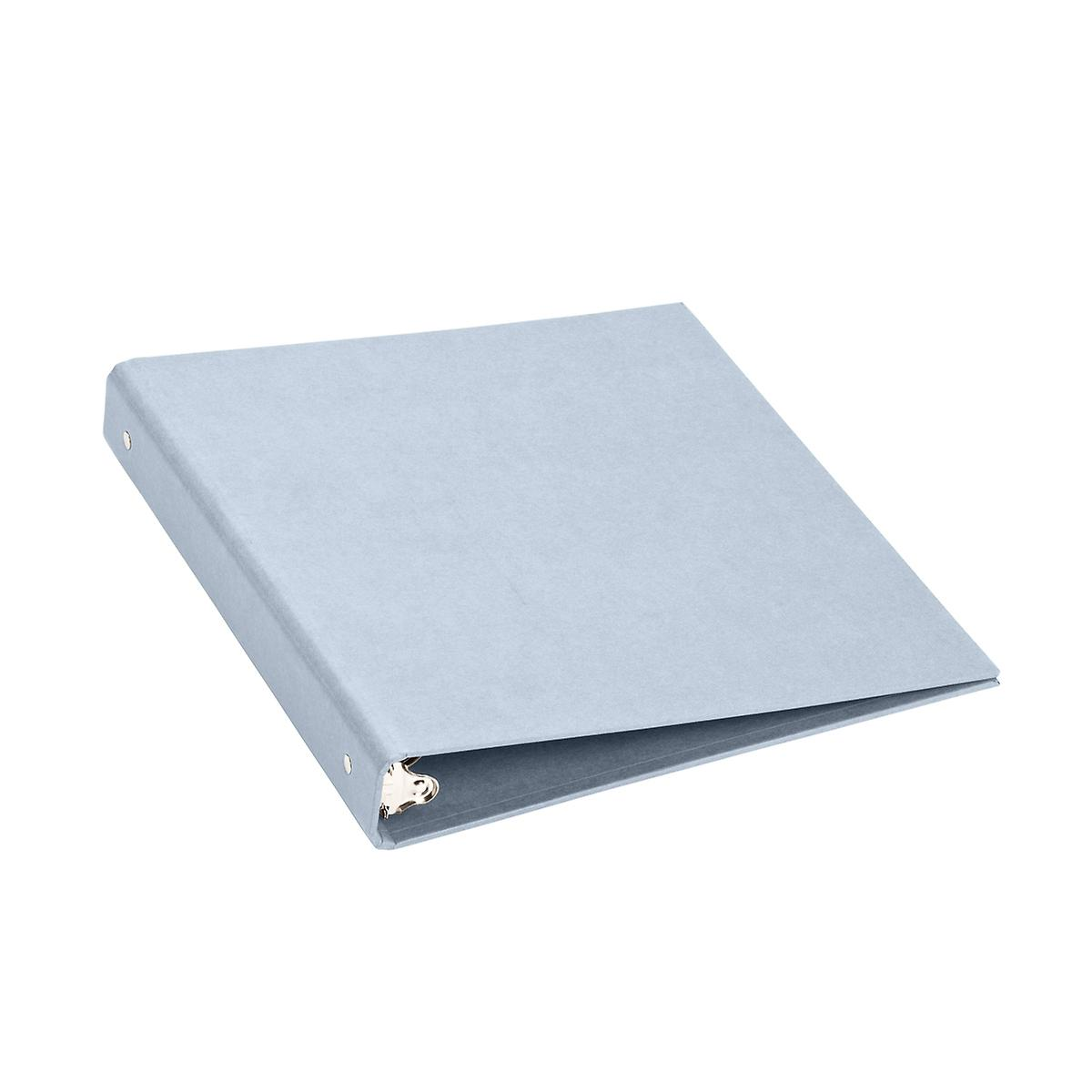 "Bigso Steel Blue Stockholm 1"" Three-Ring Binder"