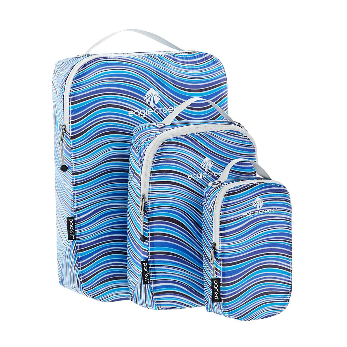Eagle Creek Blue Sandstone Specter Pack-It Cube Set