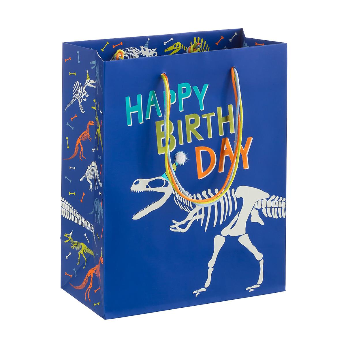 Dino-Mite Birthday Medium Gift Bag