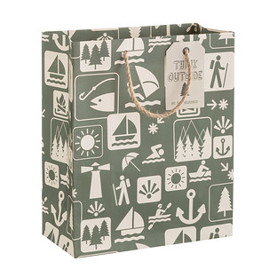 Great Outdoors Large Gift Bag