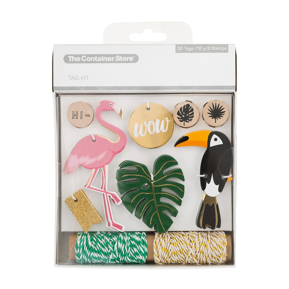 Tropical Tag Kit