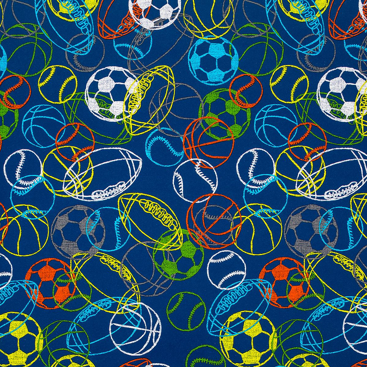 Sportacular Wrapping Paper