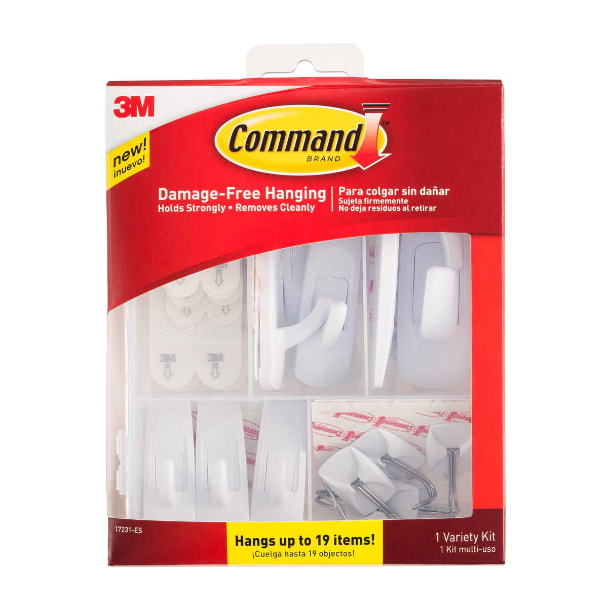 3M Command General Purpose Variety Kit