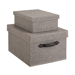 Bristol Charcoal Storage Boxes