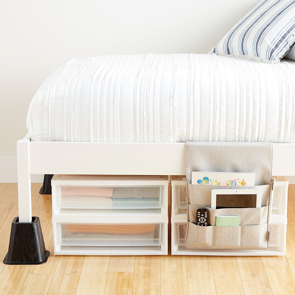 College Bed & Under the Bed Starter Kit