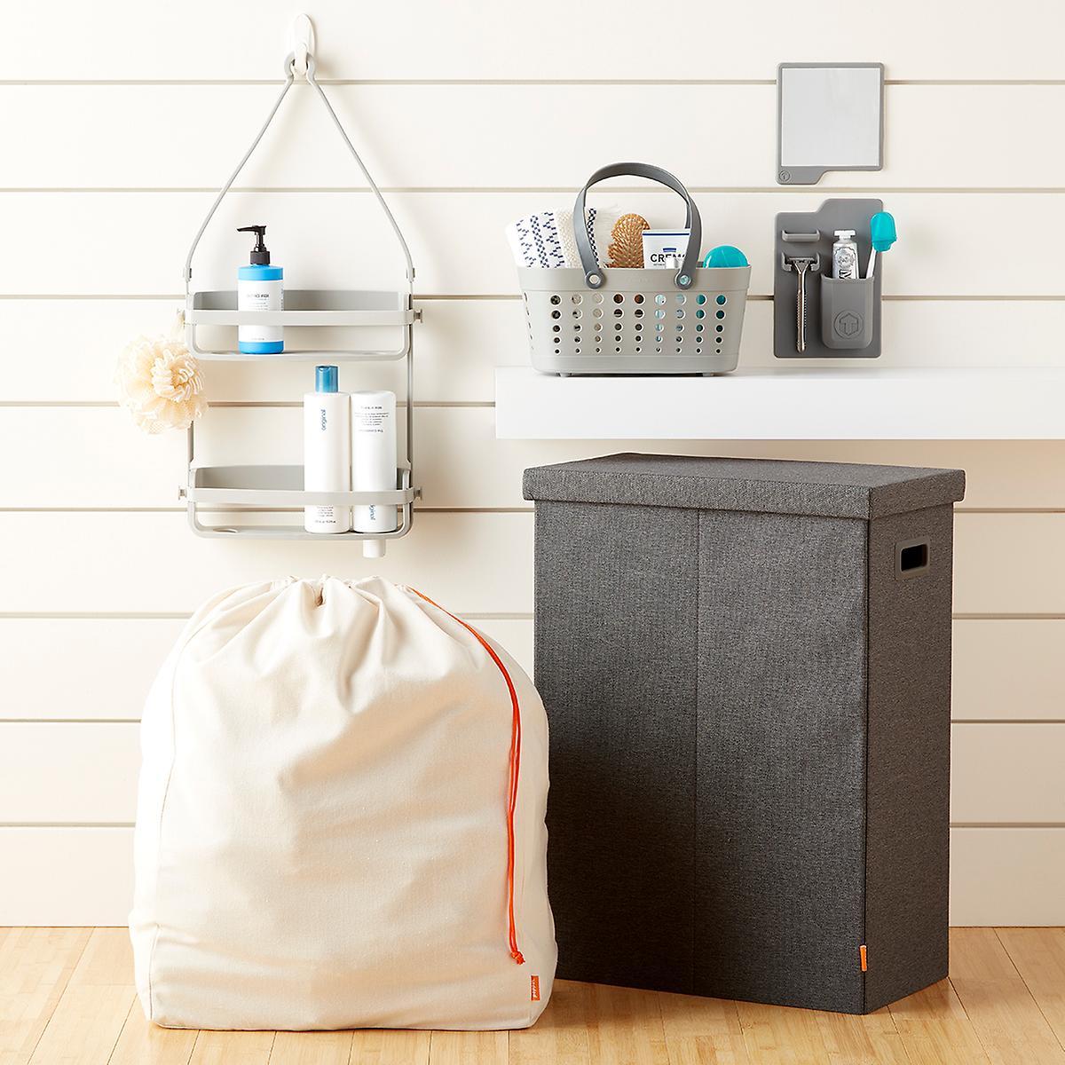 College Shower & Laundry Starter Kit-Boys