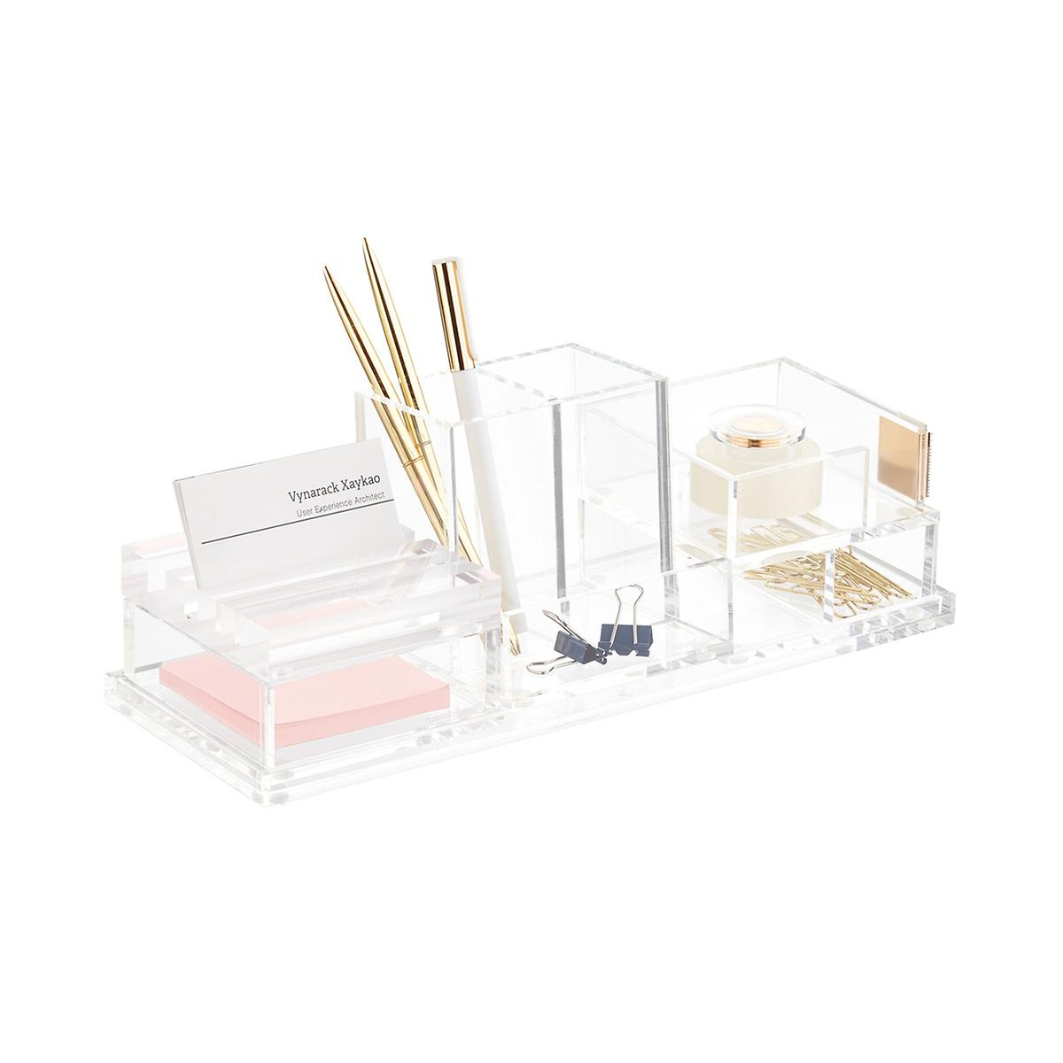 Russell Hazel Acrylic Bloc Collection System
