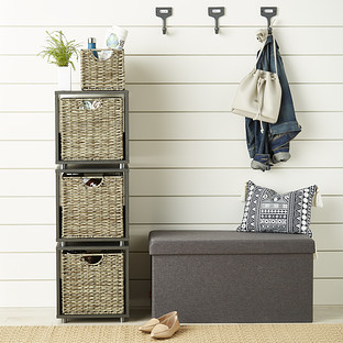 Ashcraft Storage Cubes with Handles