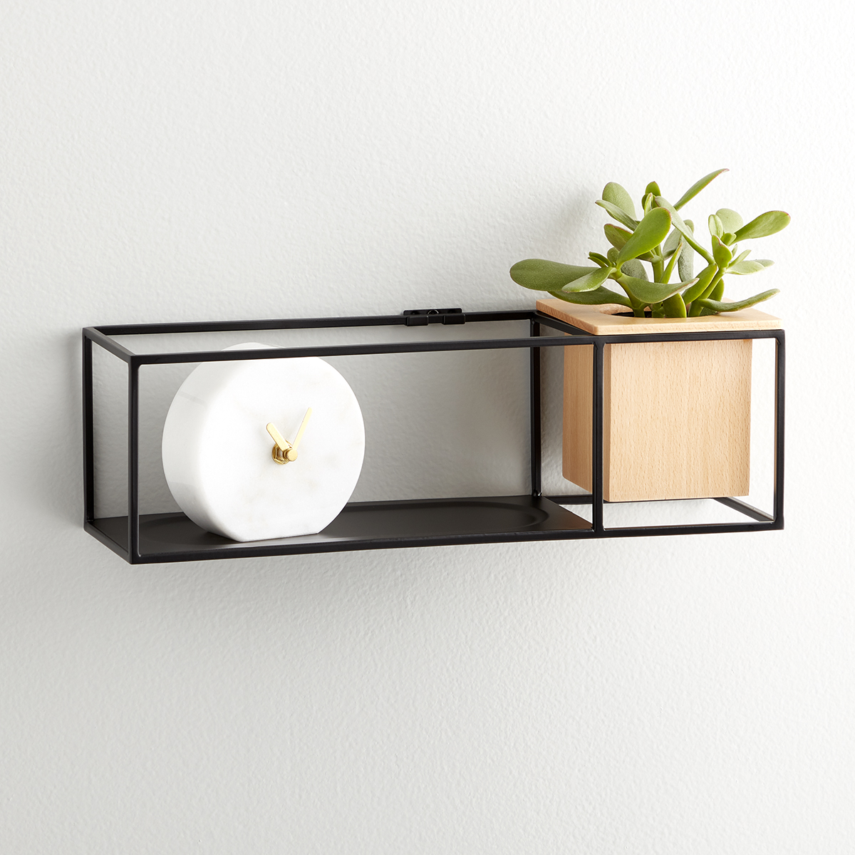 Umbra Small Cubist Wall Shelf