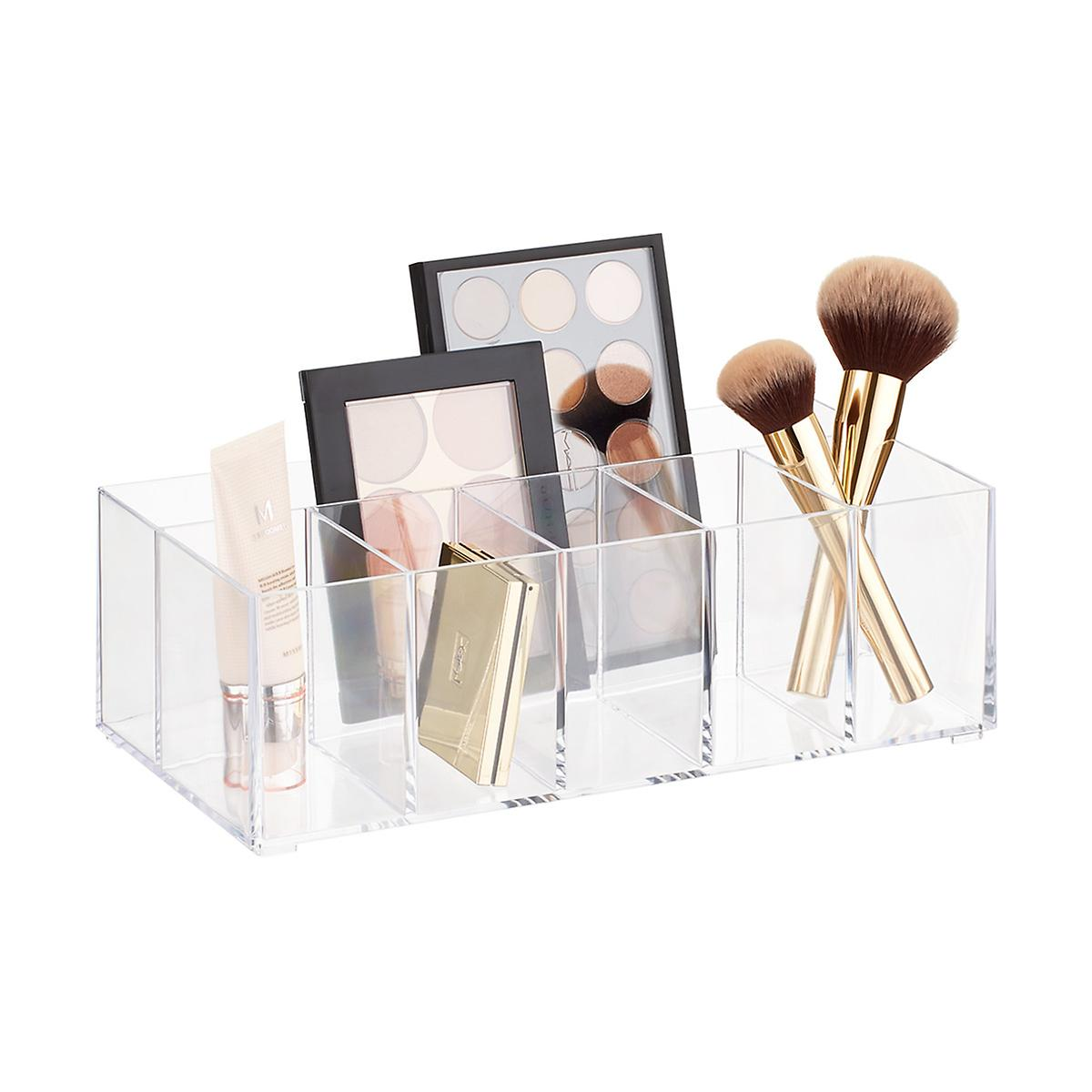 InterDesign Clarity Cosmetics & Vanity Organizer