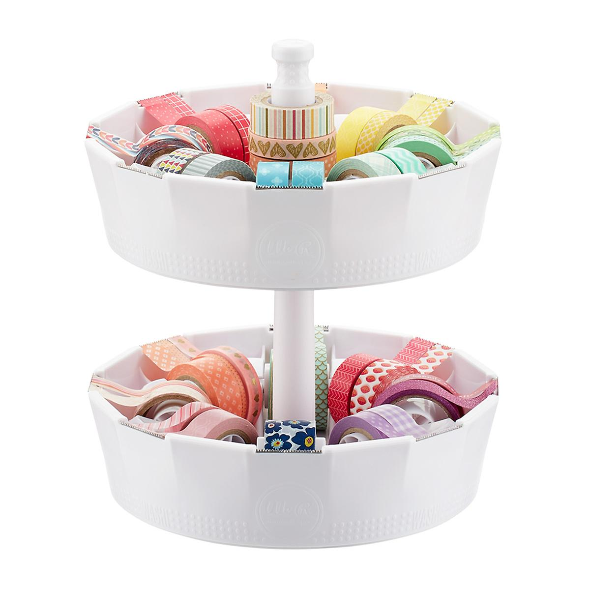 Stackable Washi Tape Dispenser & Post