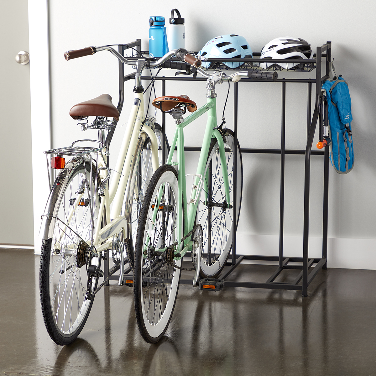 Heavy-Duty Triple Bike Rack