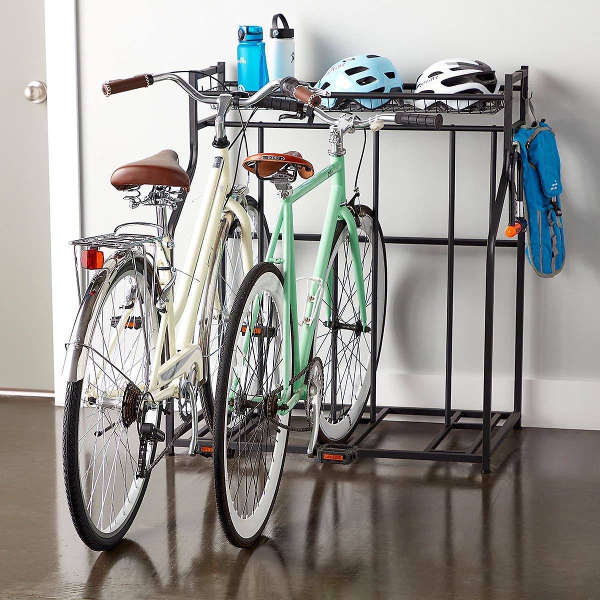 Heavy-Duty Triple Bike Rack
