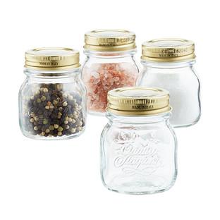 Quattro Stagioni 5 oz. Glass Spice Jar