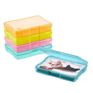 Iris Rainbow Photo and Craft Cases