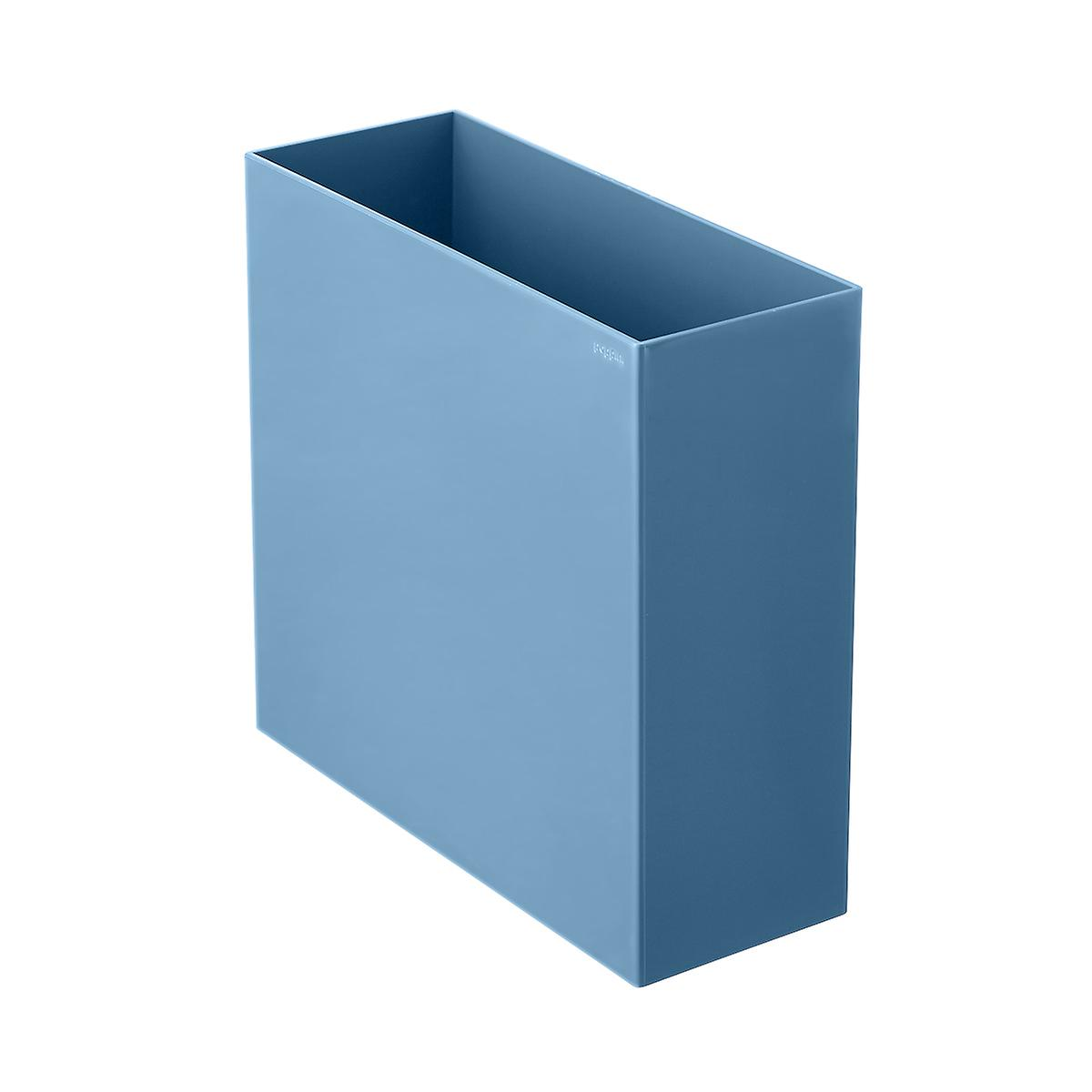 Slate Blue Poppin Hanging File Box
