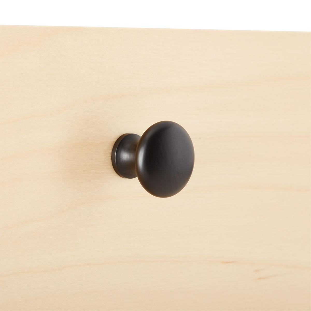 Elfa Decor Oil Rubbed Bronze Classic Knob