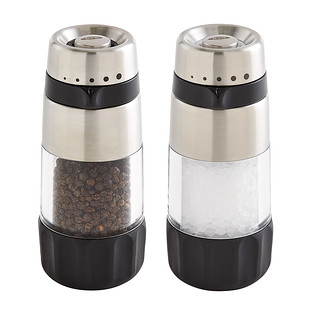 Oxo Good Grips Salt Amp Pepper Grinders The Container Store