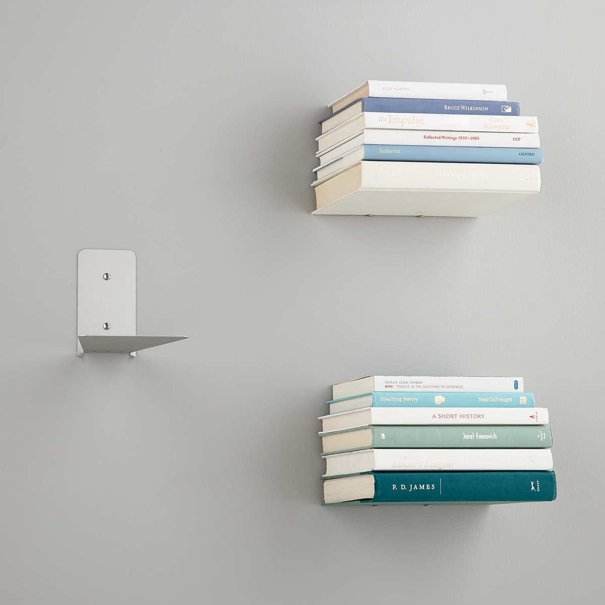 Umbra Silver Conceal Book Shelves