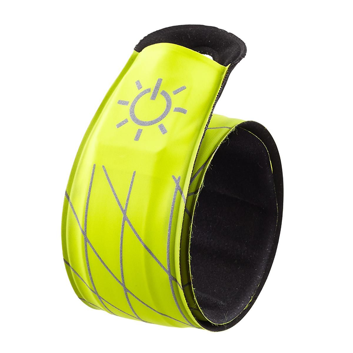 Nite Ize Yellow SlapLit LED Band