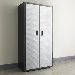 Gladiator Silver Tread Large GearBox Cabinet