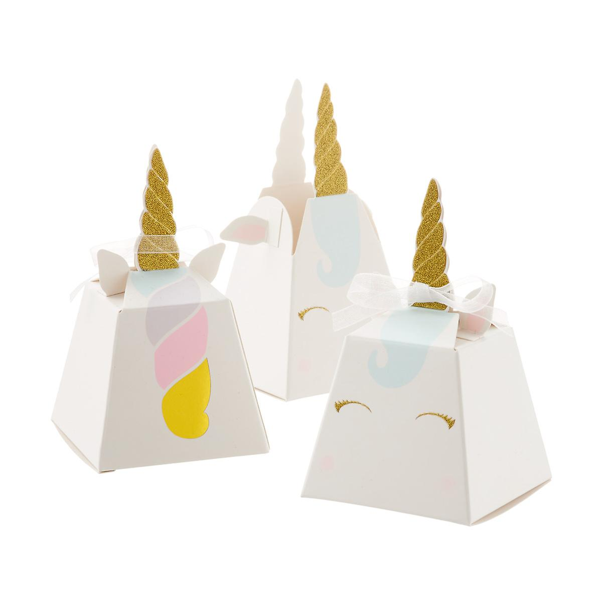 Unicorn Favor Box