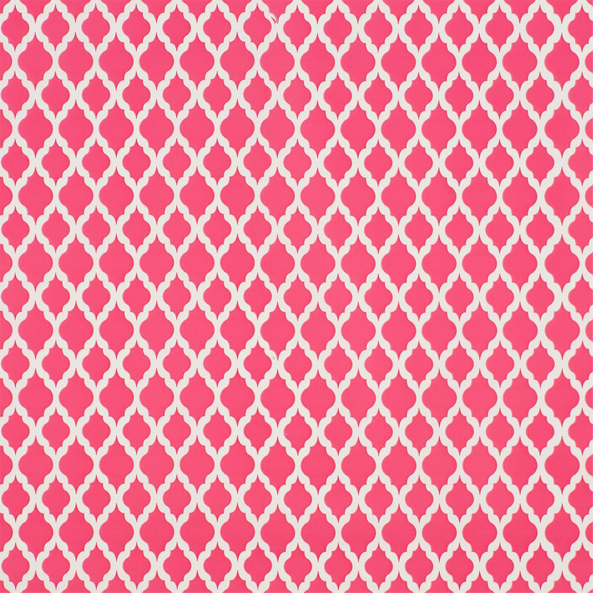 Pink Marrakesh Treeless Wrapping Paper