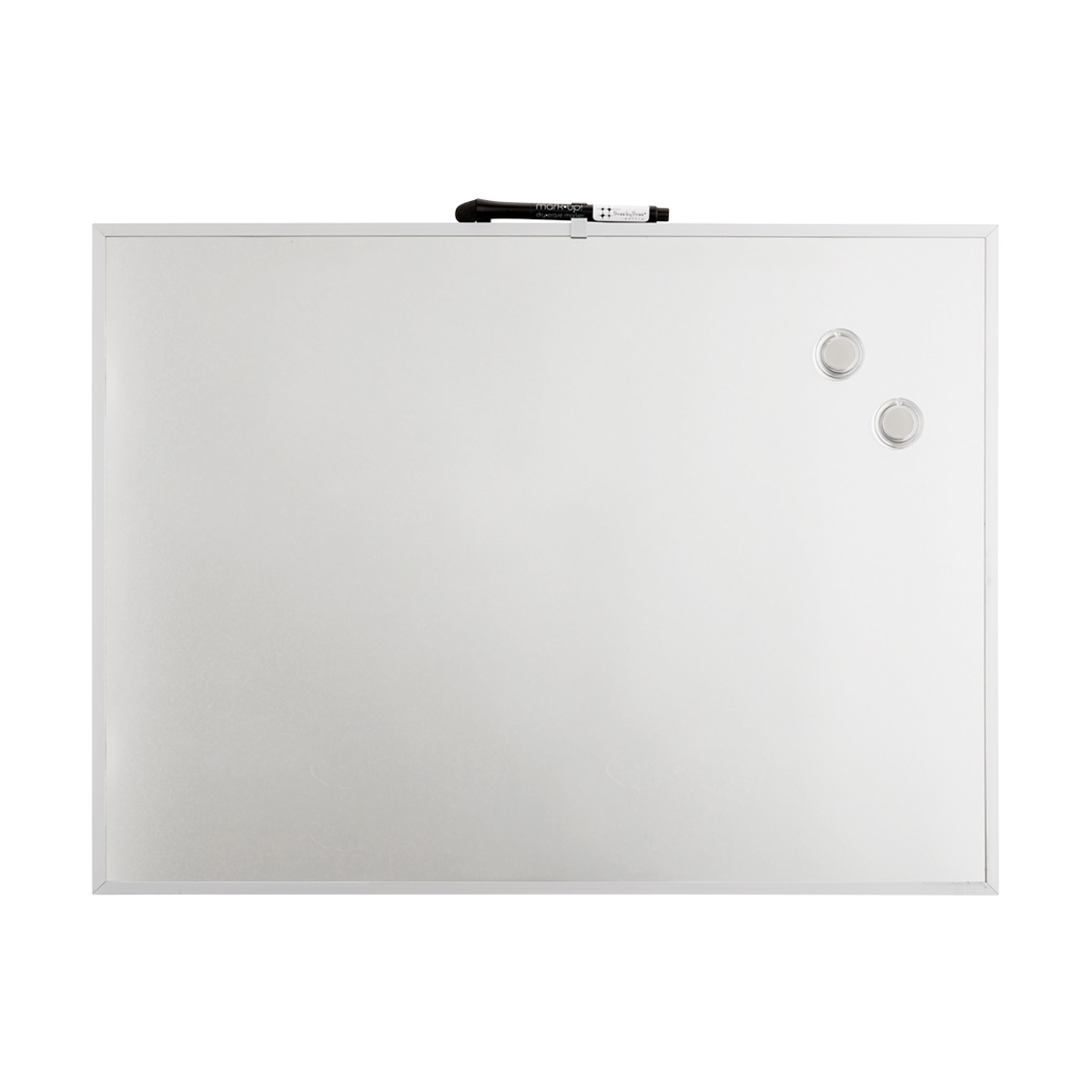 Stainless Magnetic Dry Erase Board