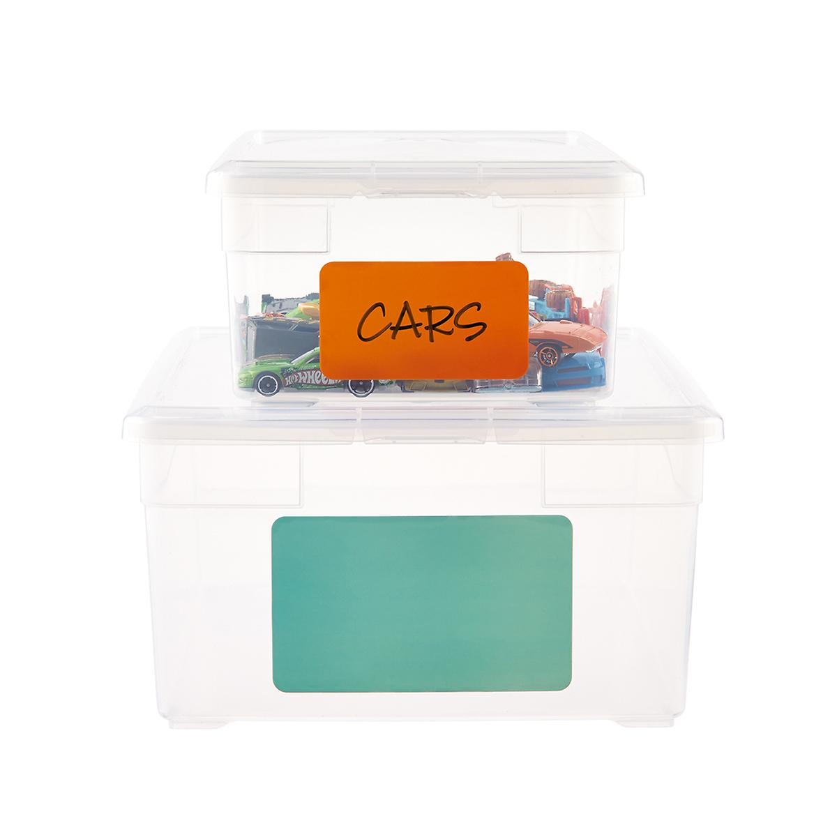Reusable Dry Erase Silicone Labels