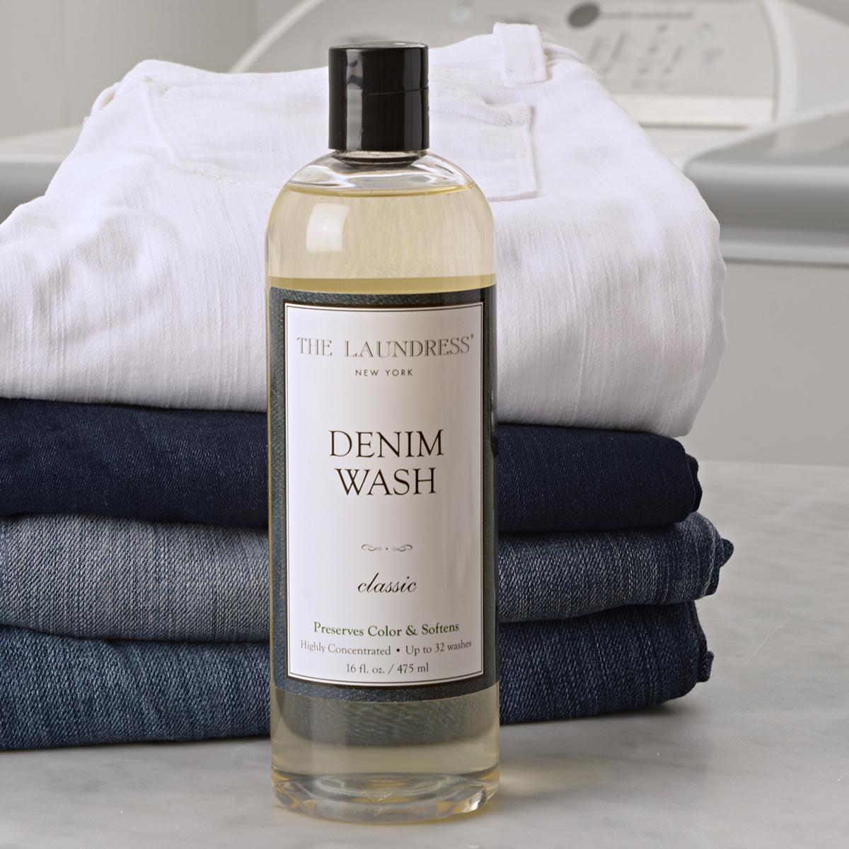 The Laundress 16 oz. Denim Wash