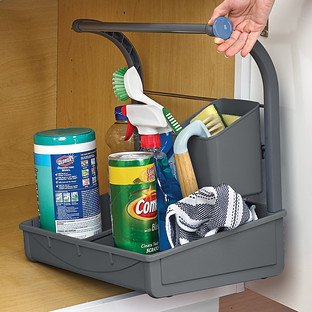 Polder Under the Sink Storage Caddy