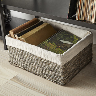 Grey Maize Storage Bins