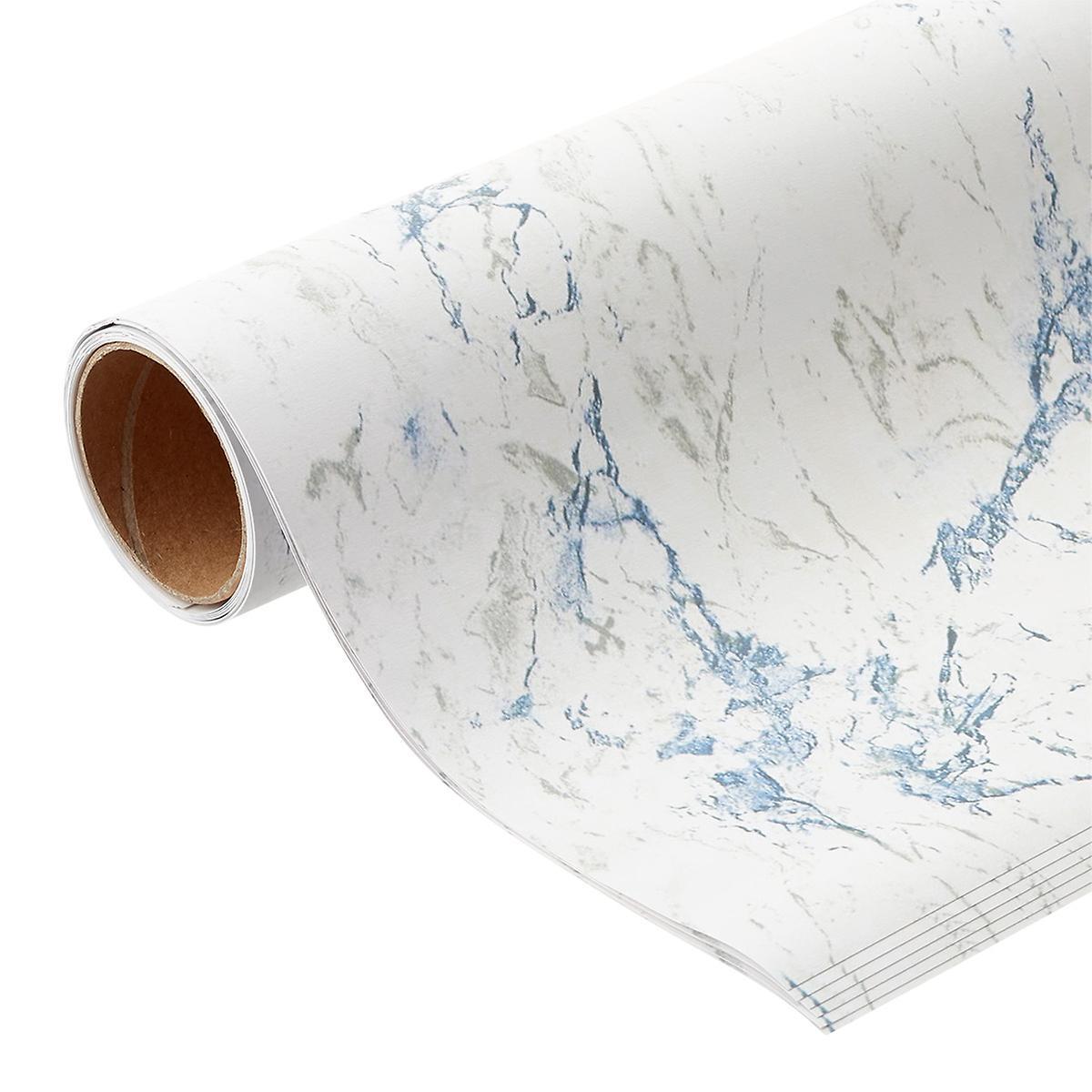 Blue Marble Unscented Shelf & Drawer Liner