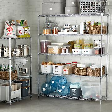 Metro Commercial Shelving