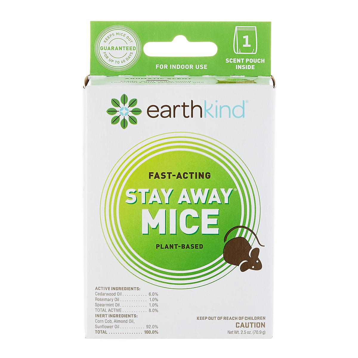 2.5 oz. Stay Away Natural Mouse Repellent