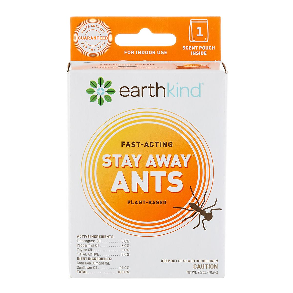 2.5 oz. Stay Away Natural Ant Repellent