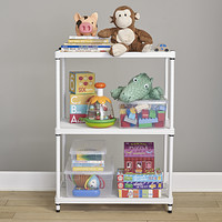SoHo White Utility Shelving Product Image