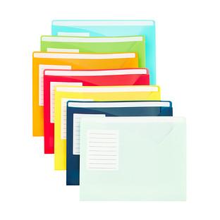 Write-On Poly File Folders