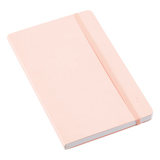 Blush Poppin Medium Soft Cover Notebook