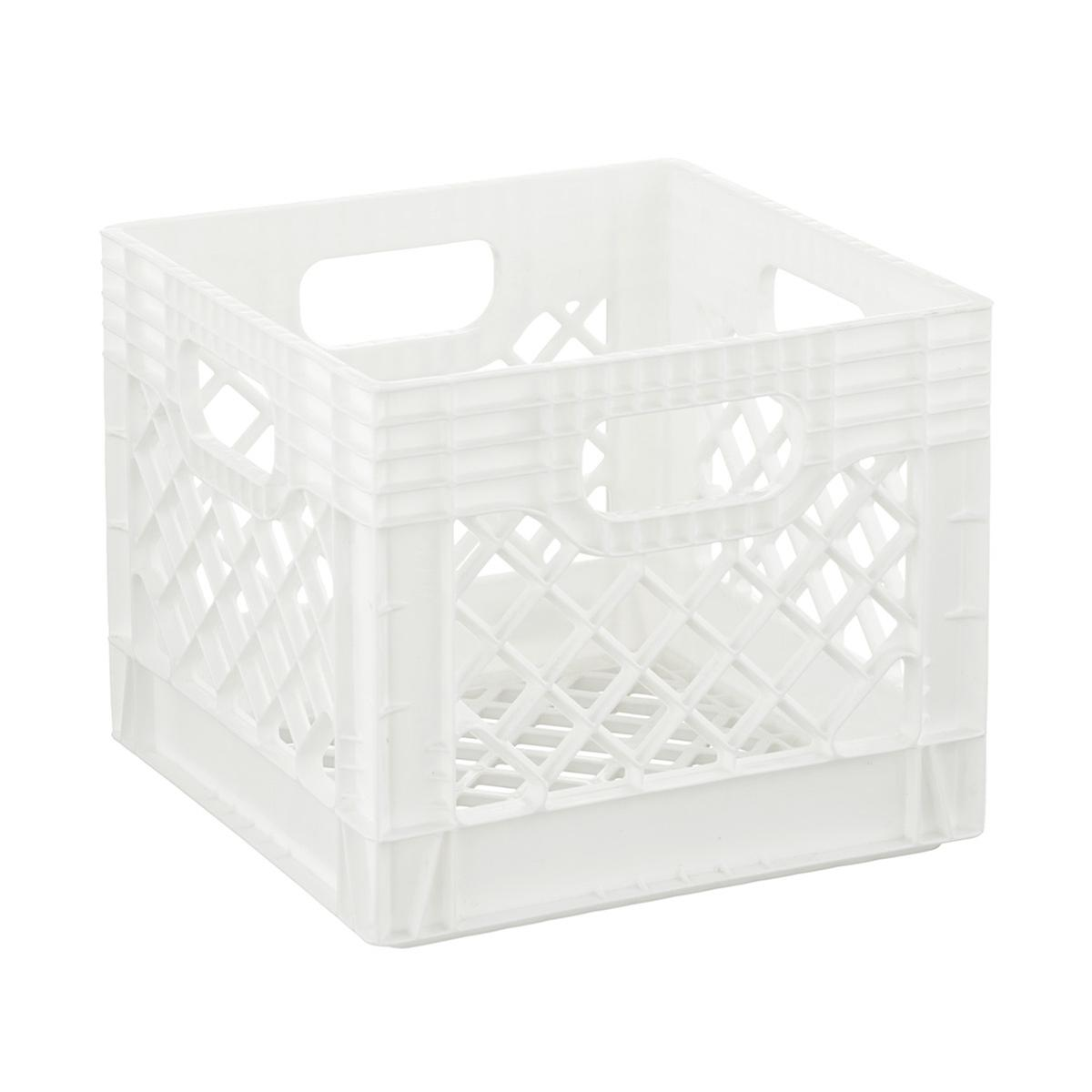 Authentic Dairy Crate