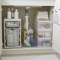Super Under Sink Organizers Bathroom Cabinet Storage Interior Design Ideas Ghosoteloinfo