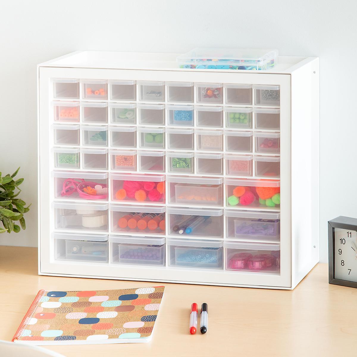 44-Drawer Craft Cabinet