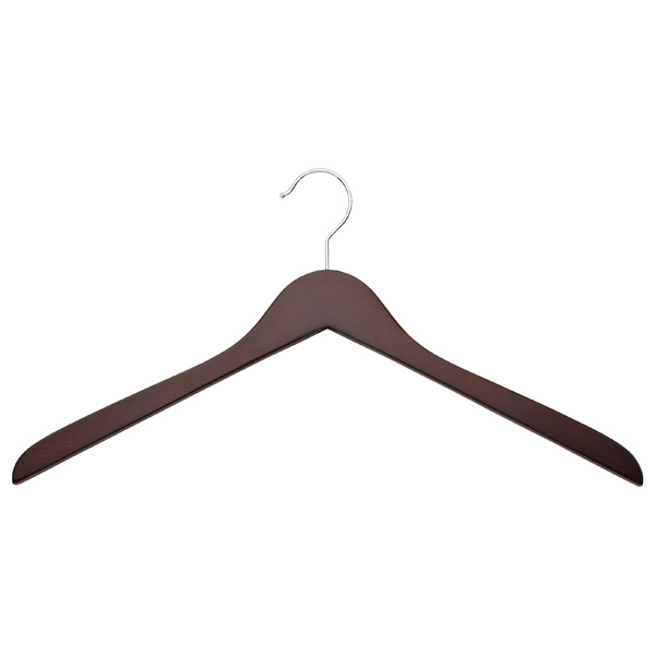 Oversized Walnut Hardwood Hangers
