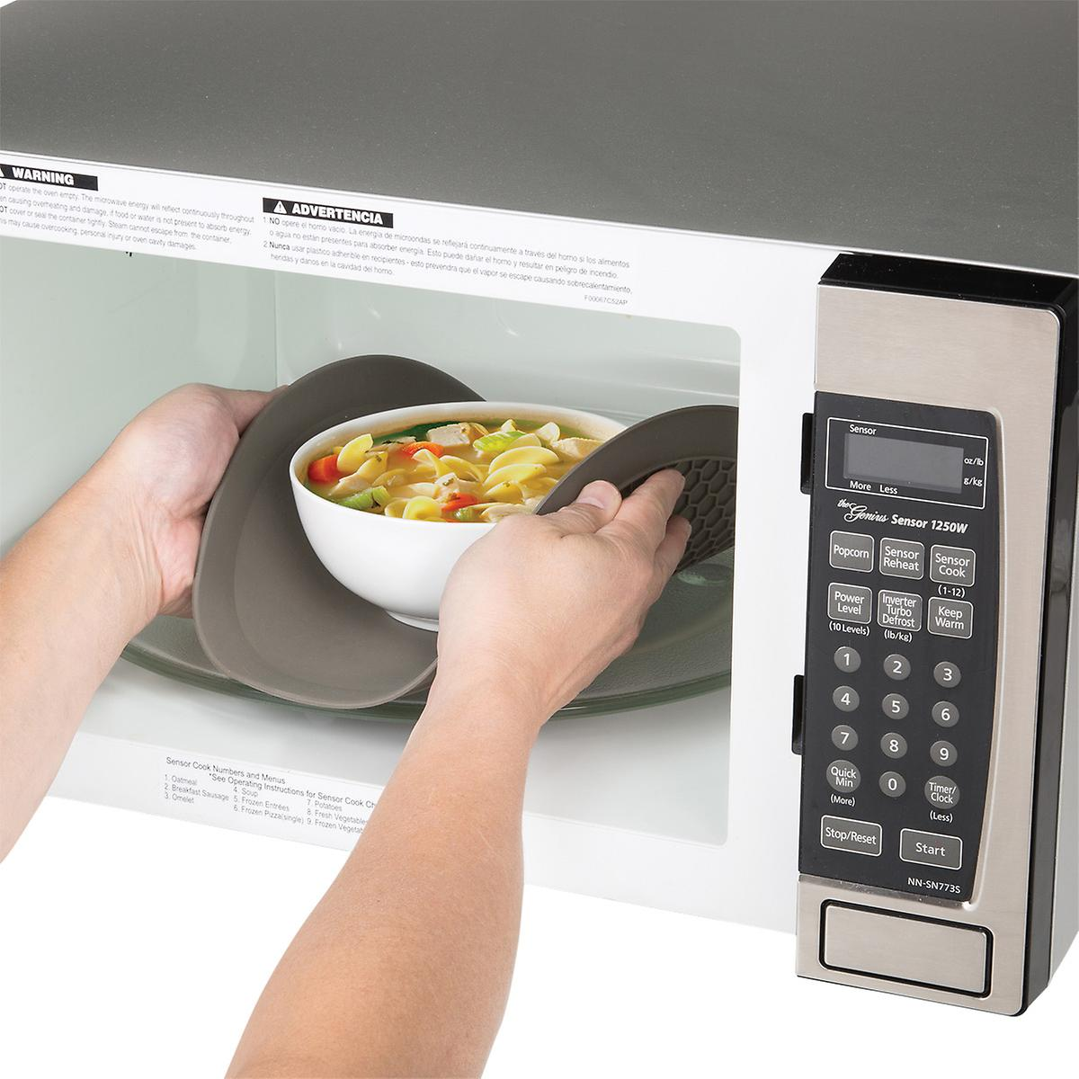 Progressive Multi-Use Microwave Mat