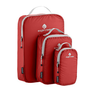 Eagle Creek Volcano Red Specter Pack-It Cube Set