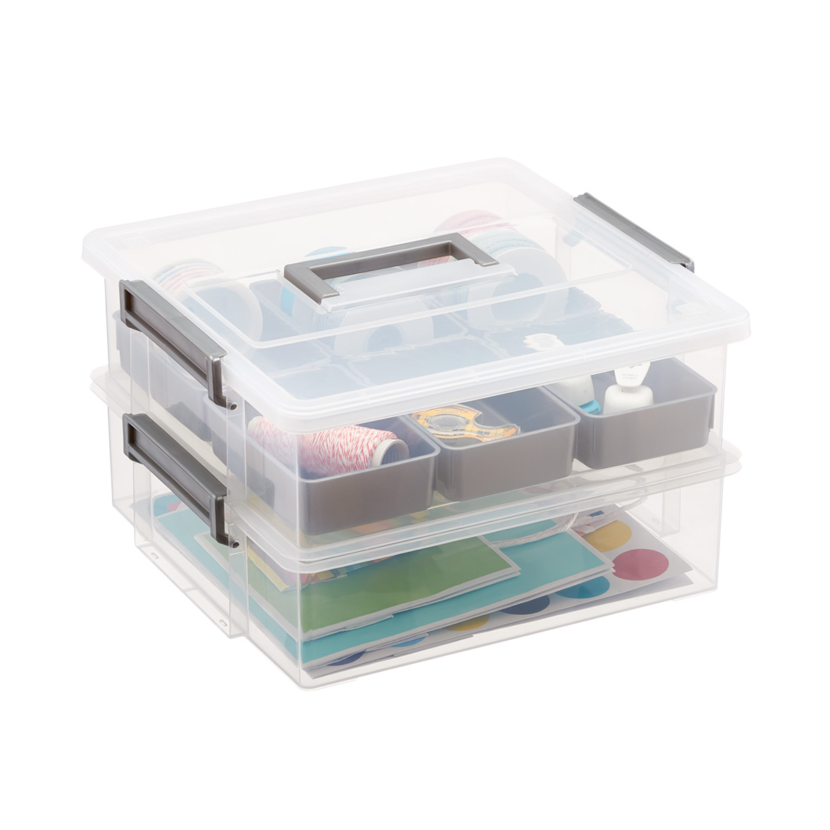 2-Layer Gift Packaging Organizer