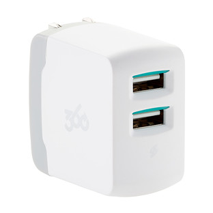 Vivid 2.4 Dual 2-Port USB Wall Charger