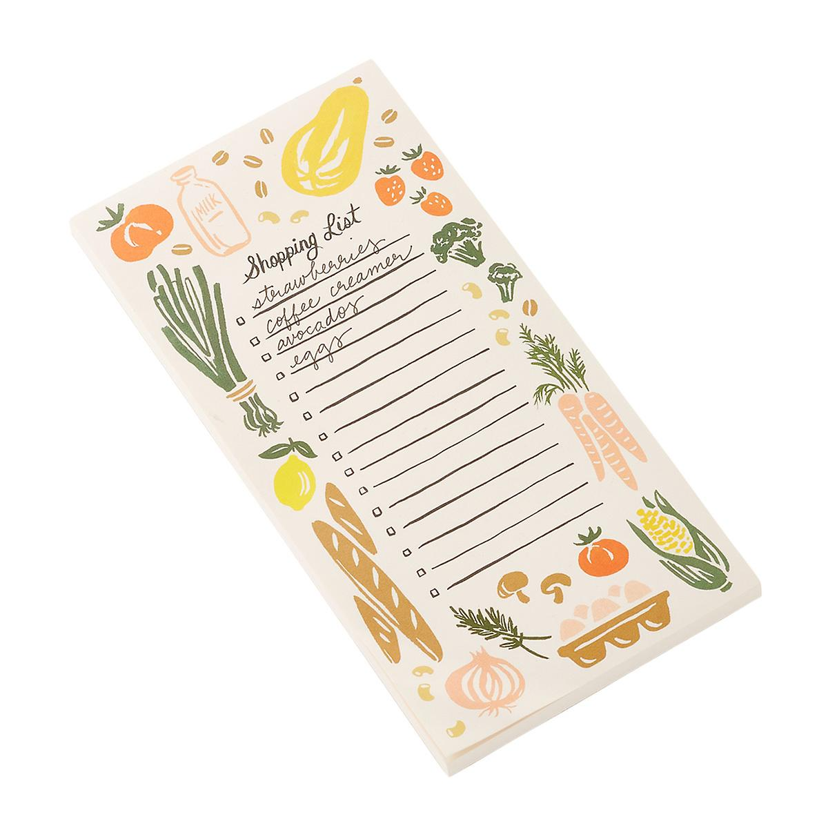 Rifle Paper Co. Corner Store Magnetic Notepad